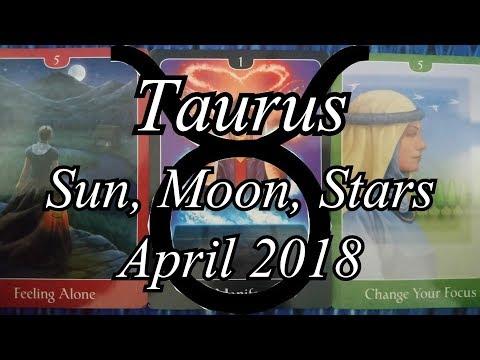 Taurus - Sun, Moon, and Stars Tarot...