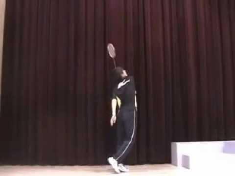 06 hướng dẫn luyện tập đánh cầu cao nghich tay !