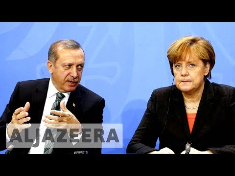 Germany criticises Turkey jailing of rights activists as relations worsen