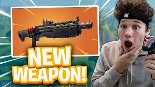 *NEW* LEGENDARY HEAVY SHOTGUN in Fortnite Battle Royale!