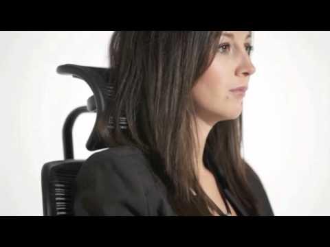 Ergohuman Ergonomic Office Chair Youtube