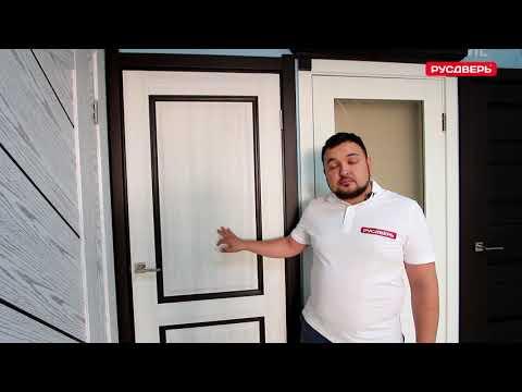 Обзор межкомнатной двери Dream Doors P1