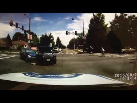 Traffic Collision W 26th Ave & Sheridan Blvd 08-22-2016