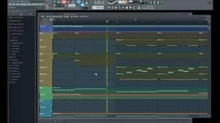 Francis Davila feat. Estefani Brolo - Rise! (Olbaid Remix)[FL Studio Progressive Trance]