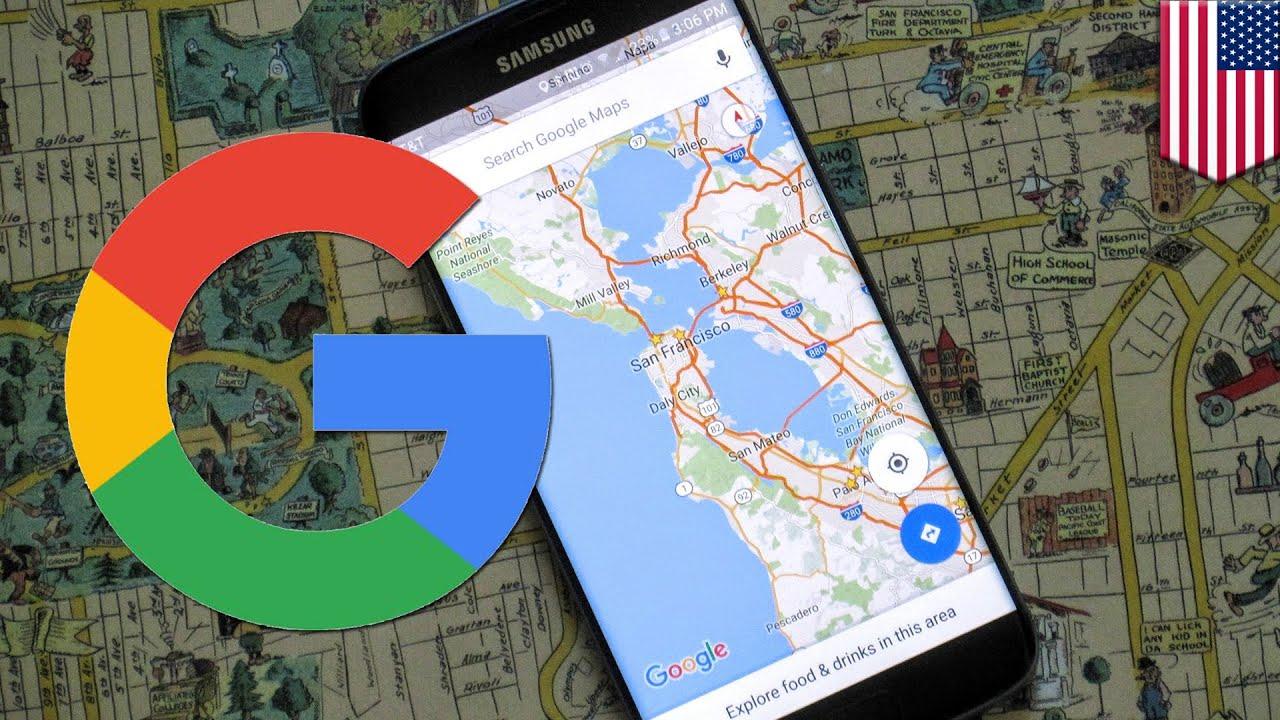 就算關掉定位服務 Google還是在「跟蹤」你 - YouTube