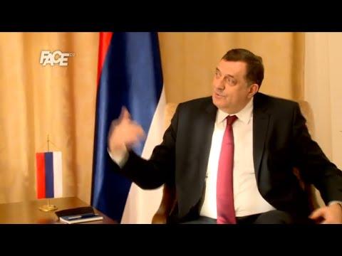 """Dodik: """"Samo me narod može smijeniti!"""""""