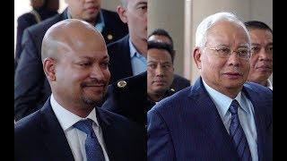 Najib, Arul plead not guilty to tampering of 1MDB audit report