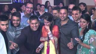 Poonam & Hardeep -Charha De Rang intro