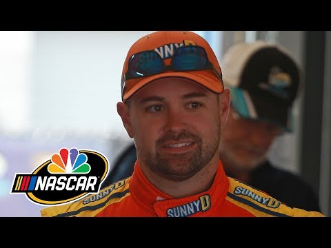 NASCAR Grassroots Racing Tour: Ricky Stenhouse Jr. remembers Riverside Raceway | Motorsports on NBC