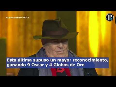 Muere Bernardo Bertolucci, el último gran maestro del cine italiano