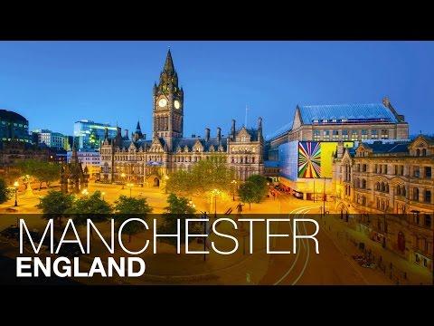 First New British City | Manchester, England