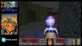 Doom II (PC) Ultra Violence PART 2