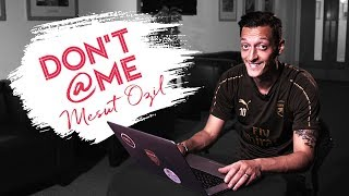 DON'T @ ME | Mesut Ozil goes undercover on Twitter