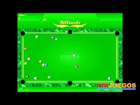 Billiards Bola 8 juego de billar
