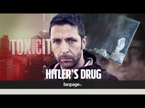 Hitler's drug is invading Europe again