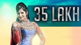 35 Lakh | Jassi Kaur | Punjabi Latest Song 2014 | Speed Records