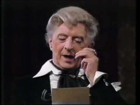 Quentin Crisp live in L.A. - '80 - (pt.1 of 4)