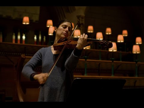 [NYCP] Britten / Lachrymae Op. 48a (Kim Kashkashian, viola)