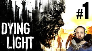 Dying Light | Parte 1: PRIMER CONTACTO - Gameplay Español