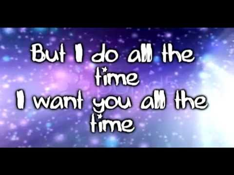 Miley Cyrus - Obsessed (Lyrics)