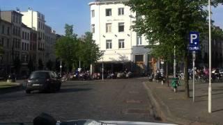 buurtje verkennen Antwerpen t Zuid