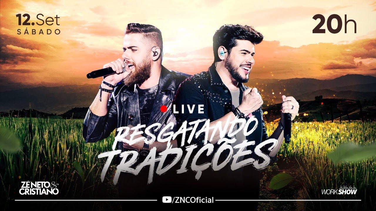 Zé Neto e Cristiano - LIVE RESGATANDO TRADIÇÕES