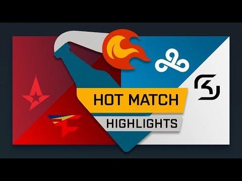 CS:GO - Hot Match Highlights #1 | ESL Pro League Season 7