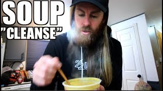 Soup Cleanse & No Egg Craig Josef Lincoln in Syracuse ZLOG