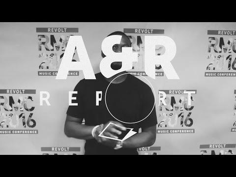 A&R Talk: SHAWN BARRON, VP OF URBAN A&R AT ATLANTIC RECORDS