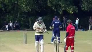 Masroor Cricket Tournament 2011 Highlights Canada vs England