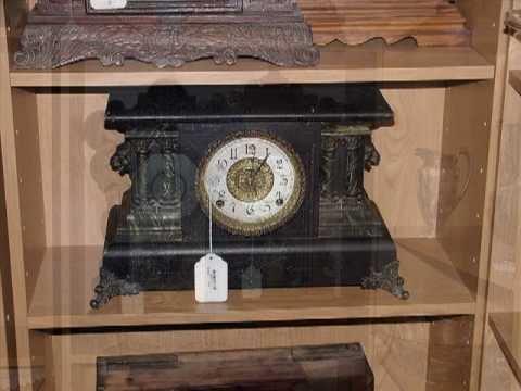 TWMS Antique Clocks