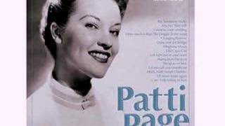 LOVER COME BACK TO ME ~ Patti Page