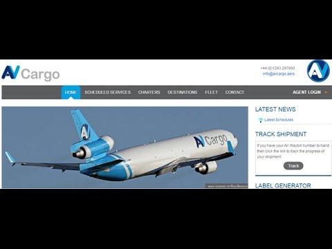 AV Cargo Tracking,AV Air Cargo Tracking Status