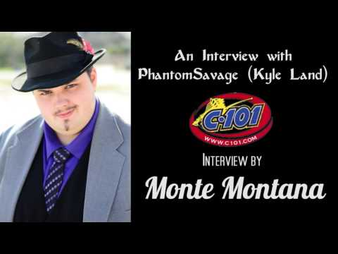 An Interview with PhantomSavage (Kyle Land)