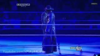 The Undertaker Official Returns RAW 30/12/2012