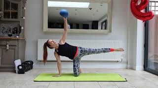 Power - abs and spine focus