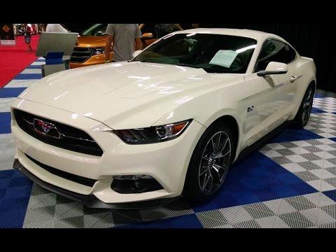 2015 Mustang GT sells for $170,000 plus 2015 Mustang full undercarriage ! Barrett Jackson LV 2014