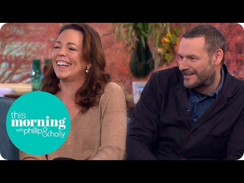 Olivia Colman And Julian Barratt On Flowers' Dark Comedy  This Morning