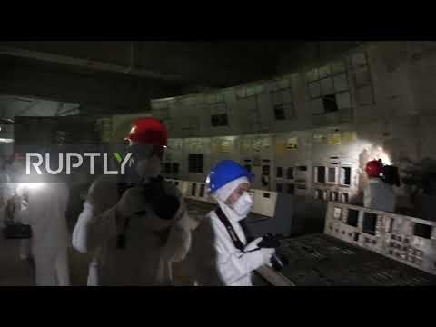 Take a look inside radioactive ruins of Chernobyl's reactor No. 4