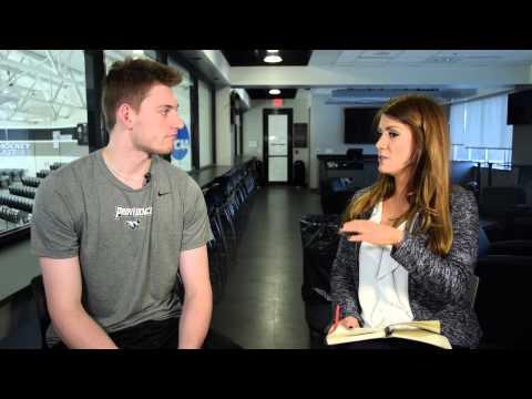 Hockey East All-Access: Jon Gillies