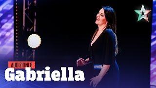 L'orgasmo lirico di Gabriella