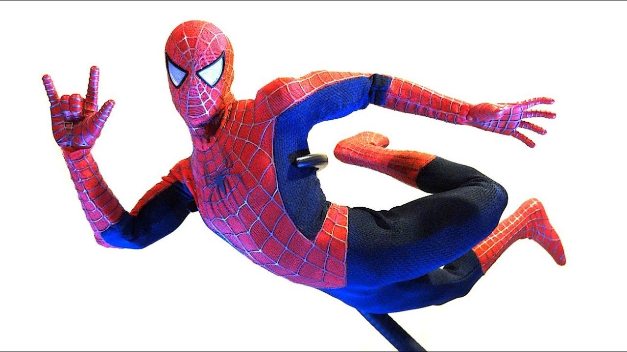 Hot Toys Spider Man Pose Fest Youtube