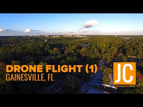 Drone Flight (1) - Gainesville Florida