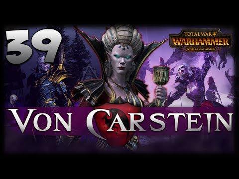 THE BREAKING OF KARAZ-A-KARAK! Total War: Warhammer - Von Carstein Campaign #39