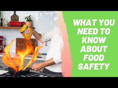 What You Need to Know about Food Safety