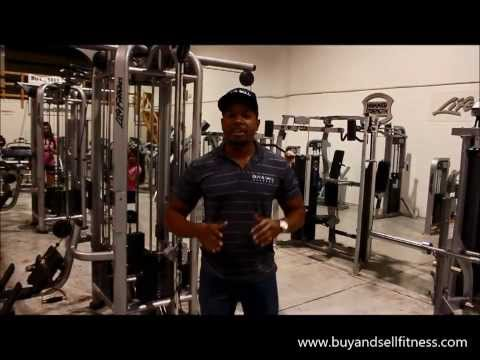 Life Fitness / Hammer Strength Gym Package For Sale 12/2/13 -  Www.buyandsellfitness.com