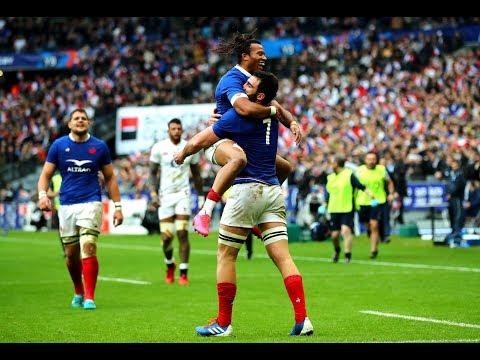 Highlights: France v England | Guinness Six Nations