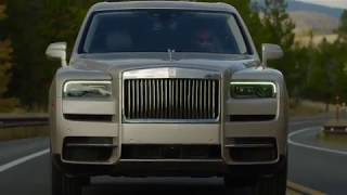 2019 Rolls-Royce Cullinan - First Drive Test Video Review
