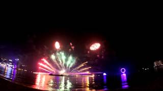 2014 10th Busan Fireworks Festival Part 2