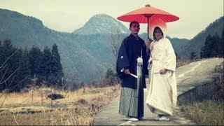 Japanese Traditional Wedding // Kenichi & Ayaka